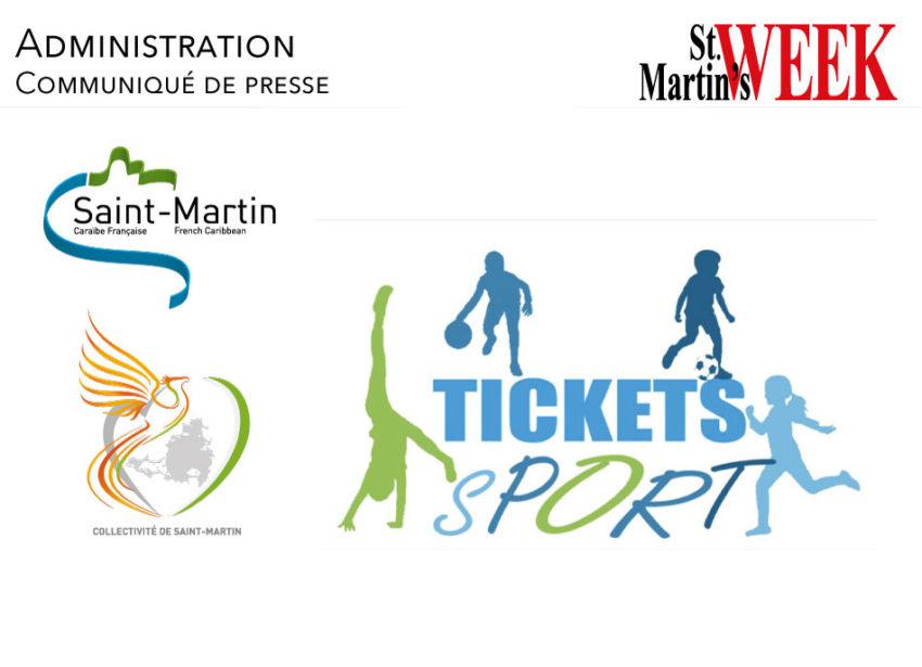 Lancement du Ticket Sport 2019